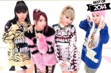 10 อัลบั้ม K-Pop ยอดเยี่ยมแห่งปี 2014