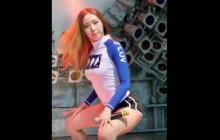 สุดเซ็กซี่!! Sixbomb - You Chung Wiggle Wiggle Dance