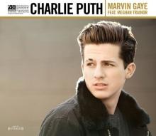 Marvin Gaye - Charlie Puth ft. Meghan Trainor