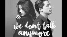 เพลงโคตรเพราะ Charlie Puth - We Dont Talk Anymore