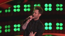 อดัม เลอวีน สานฝัน! ร้องเพลงรอบ Blind Audition The Voice US