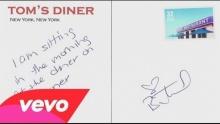 Giorgio Moroder - Toms Diner (Audio) ft. Britney Spears