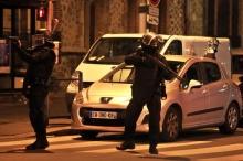 คลิปเหตุการณ์ตำรวจฝรั่งเศสไล่ล่ามือบงการบึ้มปารีส