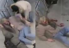 ช็อก!!2สาวรุมทำร้ายคนแก่ทั้งเตะ-ต่อยจนเลือดอาบ
