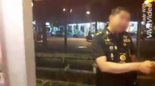 แชร์ว่อนเน็ต !! คลิปทหารข่มขู่ชาวบ้าน คาดจีบลูกสาวเจ้าของร้านไม่ติด !!