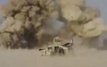 คลิปจริง!! การบุกโจมตีไอเอส ของทหารอิรัก