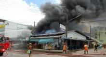 เพลิงพิโรธ-แก๊สระเบิดถล่มแหลกเมืองจันทบุรี