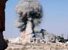 ไอเอสเย้ยโลกอีกรอบ!! ระเบิดวิหารในซีเรีย