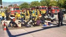 ระทึกกราดยิงศูนย์ผู้พิการที่สหรัฐฯ สังเวย 14 ศพ