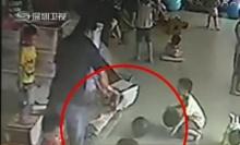 ครูอนุบาลจีนโหด จับเด็กหญิงวัย 4 ขวบโยนลงพื้น-โคม่า