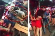 อายยันโคตร!!! หนุ่มไทย เจอฝรั่งถ่ายคลิปประจานใช้กำลังตบกระเด็นสาวย่านพัทยา