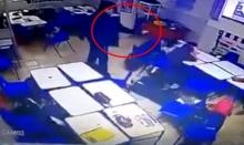 เผยคลิปสยองขวัญ หนุ่มไล่ฆ่าเพื่อน ฆ่าครู ก่อนยิงตัวตายคาห้องเรียน (ชมคลิป)