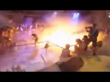 ไต้หวันเปิดคลิปล่าสุด ถ่ายจากบนเวที เหตุปาร์ตี้สยองระเบิดไฟที่สวนสนุกนอกกรุงไทเป