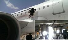 ระทึกหนักมาก!! เครื่องบินระเบิดเป็นรูโหว่ ขณะบินสูง 10,000ฟุต