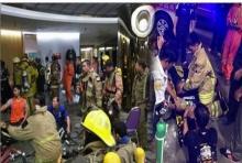 บรรยากาศจุดเกิดเหตุ SCB ถังดับเพลิงระเบิด ตายหมู่ร่วม 10 ราย