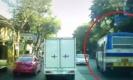 ระทึก!รถเมล์ซิ่งสวนเลนทำเสียวกันทั้งถนน