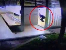 เตือนภัยสาวๆ!! ระวังถ้ำมองแอบส่อง! ในห้องน้ำปั้มพักรถ