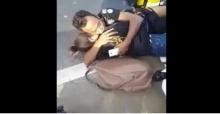 คลิปกอดแฟนบนนถนน แม้ประสบอุบัติเหตุ! กู้ภัยประทับใจ ฝ่ายชายกอดแฟนสาวไว้ ปลอบใจให้หยุดร้อง