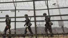 ชมคลิปจะจะวินาที ทหารเกาหลีใต้ เหยียบระเบิด ที่คาดว่า เกาหลีเหนือ เป็นฝ่ายวาง!