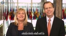 """""""กลิน เดวีส์"""" ทูตสหรัฐฯประจำไทย ส่งวิดีโอแนะนำตัวหลังเข้ารับตำแหน่ง"""