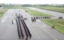 สง่างาม&สมพระเกียรติ!! ชมการซ้อมชุดฉุดชักราชรถ ในพระราชพิธีถวายพระเพลิงพระบรมศพ