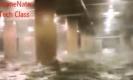 อย่างกับในหนัง!!! เผยนาทีน้ำท่วมฉับพลันมิสซิสซิปปี ฤทธิ์พายุเฮอริเคน (คลิป)