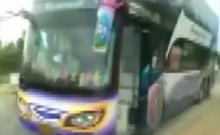ผู้โดยสารอึ้งถูกไล่ลงจากรถ ก่อนพบคนขับดับปริศนา