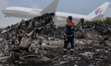 เผยคลิปสุดตะลึง...วินาที MH17 ถูกยิงตก