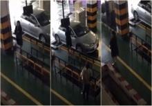 มาอีกคลิป!!ผู้พิพากษาคนเดิม อาละวาดกลางลานจอดรถ!!