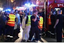 ชมคลิปเหตุการณ์ คนร้ายโจมตีเมืองนีซ!!  ขับรถบรรทุกพุ่งชน กราดยิงซ้ำ!!