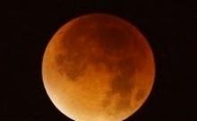 สวยงามตามท้องเรื่อง Super Blood Moon คมชัดระดับ HD