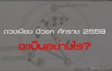 ตรวจดวงเมืองปี 59 เศรษฐกิจ-การเมืองไทย จะรุ่งหรือร่วง!!