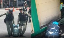 ระทึกกู้ระเบิดถังแก๊สซุกรถกลางเมือง ยะลา