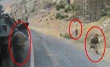 วินาทีทหารตุรกี หนีตายจาก sniper ของผู้ก่อการร้าย