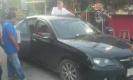 เปิดคลิปนาที กลุ่มคนขับรถ 4 ล้อแดงล้อมแท็กซี่อูเบอร์เมืองเชียงใหม่