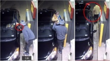 แฉโจรโหด! ลักพาตัวเหยื่อสาว จับยัดท้ายกระโปรงรถ