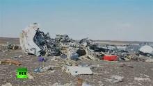 ชมภาพคลิปเครื่องบินรัศเซียตกที่อียิปต์..ไม่พบผู้รอดชีวิต!!