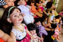 การบินพลเรือนประกาศตุ๊กตาลูกเทพเป็นสัมภาระ