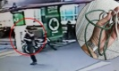 เปิดคลิปโจรก่อเหตุอุกอาจกลางลานจอดรถห้างใหญ่ย่านแคราย รัดคอติดเบาะปล้นเงิน!!