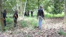 วินาที่ รวบ เสือมุ้ย มือปืนดัง เมืองคอน