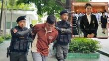 ชมคลิป ตำรวจแถลงจับผู้ต้องหาบุกห้องพักฆ่าปาดคอครูอิ๋ว