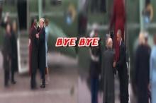 วินาที โอบามา โบกมือครั้งสุดท้ายในฐานะประธานาธิบดีสหรัฐฯ! (มีคลิป)