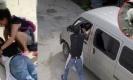 เปิดคลิปสลด!! เจ้าของหมาวิ่งเกาะรถตู้โจรขโมยสุนัข ถูกลากไปตามถนนจนตาย!! (คลิป)