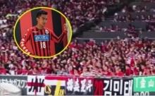 ปลื้มใจจริงๆ!! เมื่อ แฟนบอลซัปโปโร พร้อมใจกันโบกธงชาติไทย ให้เจ ชนาธิป จังหวะถูกเปลี่ยนตัว