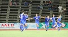 ไฮไลท์ AFF U16 ทีมชาติไทย 3-0 เมียนมาร์ 09/08/2015