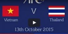 ชมกันเต็ม!! Full Match เวียดนาม 0 - 3 ไทย ฟุตบอลโลกรอบคัดเลือก