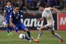 ไฮไลท์สุดมันส์ 4 ประตูของทีมชาติไทย เอาชนะไต้หวัน 4-2