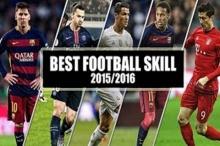 สุดยอดสกิลฟุตบอล ทักษะ เทคนิค ขั้นเทพ 2015/2016 (ชมคลิป)