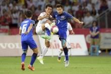 คลิป วินาทีคว้าแชมป์+3ประตูของแข้งไทย