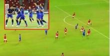 ย้อนดู ไทย 5 -0 อินโดนีเซีย รอบรองชนะเลิศ ซีเกมส์ครั้งที่ 28 ก่อนเจอกันวันนี้